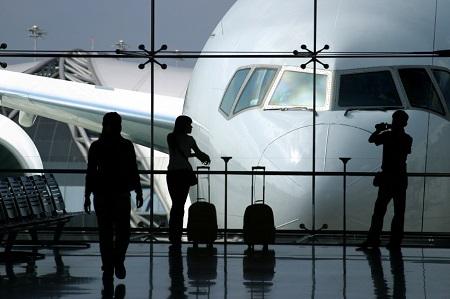 Airplane Waiting