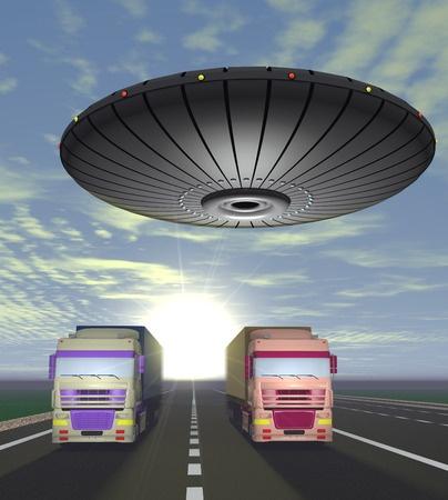 UFO Trucks